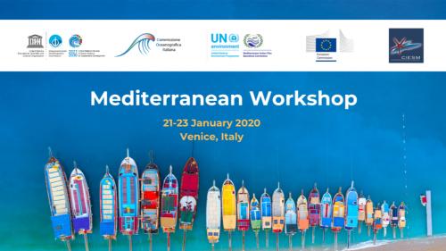 Regional workshop - Mediterranean - UN Decade of Ocean Science for Sustainable Development (2021-2030)