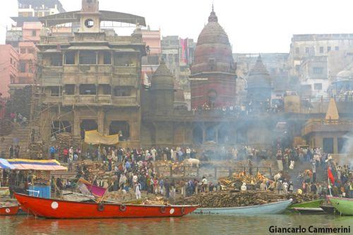 Varanasi, la città santa