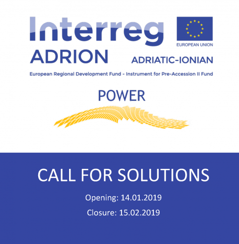 PoWER: Call for solutions