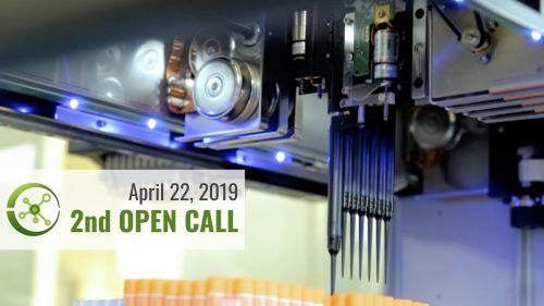 IBISBA 1.0 2nd Open Call
