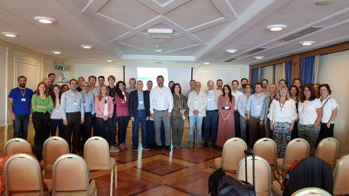 Il gruppo di lavoro del progetto Smart Bear