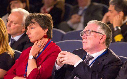 Maria Chiara Carrozza e Massimo Inguscio