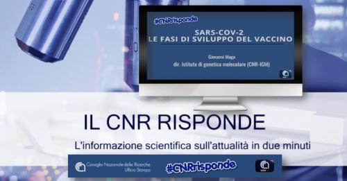 #CNRrisponde