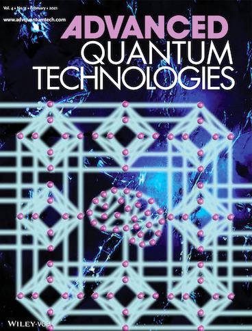 Cover Advanced Quantum Technologies