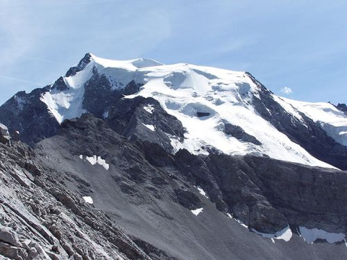 Monte Ortles (3905 m)