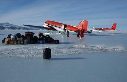 Foto della nuova spedizione italiana in Antartide