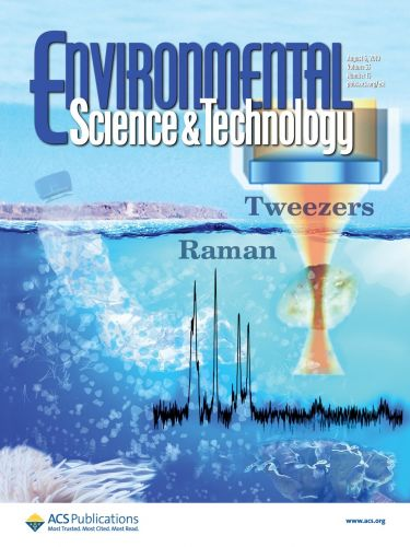Cover Environmental Science and Technology