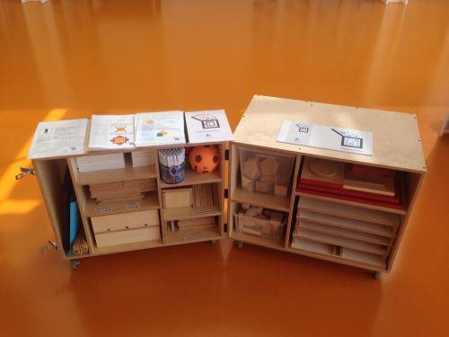 'Science in a box': attraverso la scoperta del contenuto di ogni scatola, il progetto si pone l'obbiettivo di avvicinare le nuove generazioni alla scienza