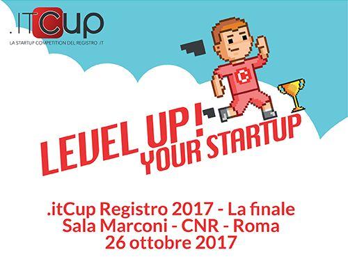 .itCup Registro .it 2017