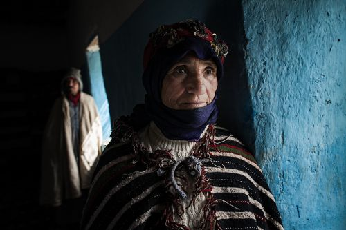 Berberi del Marocco