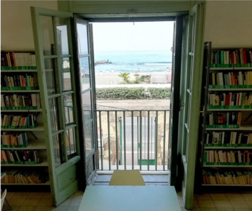 Biblioteca Elsa Morante di Ostia