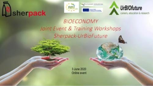 Bioeconomy joint event & training workshops Sherpack-UrBioFuture