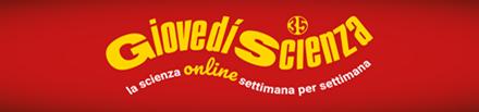 Logo Giovedìscienza