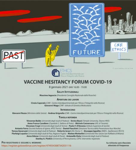 Vaccine Hesitancy Forum Covid-19