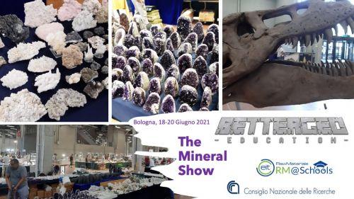Social card evento 51° Mineral Show Bologna