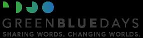 Il logo di Green Blue Days