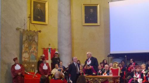 Rettore Università Pavia