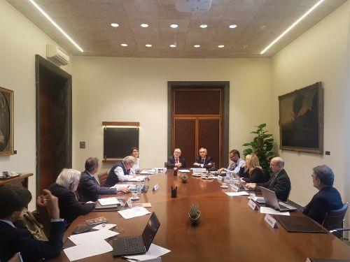 Riunione comitato scientifico artico