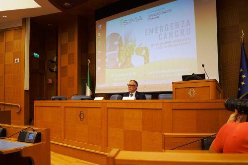 L'intervento del presidente Cnr Massimo Inguscio