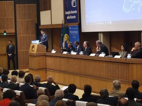 L'intervento del presidente del Consiglio Giuseppe Conte