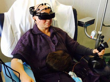 Esempio di trattamento tramite VR