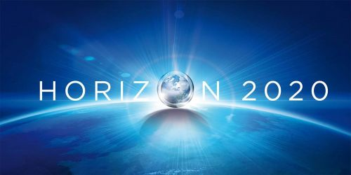 Logo del programma Horizon 2020