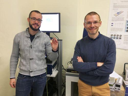 Matteo Agostini e Marco Cecchini