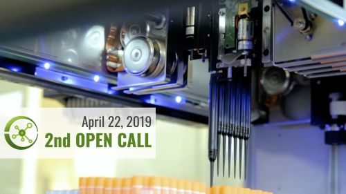 IBISBA 1.0 2nd Open Call