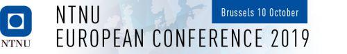 4a Conferenza NTNU a Bruxelles
