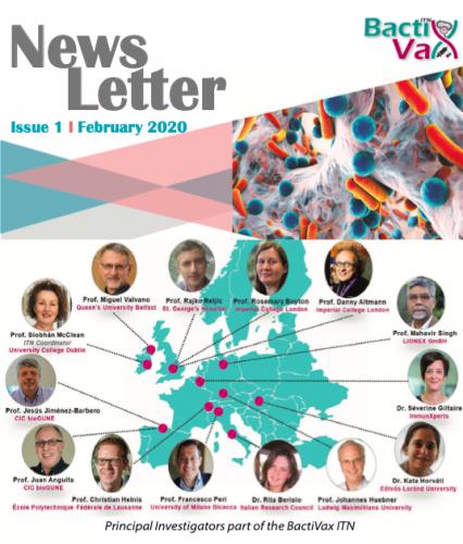 Il team di BactiVax  (Newsletter BactiVax febbraio 2020)