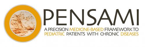 Il logo del nuovo progetto PENSAMI