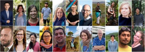 The 22 new Associate Editors