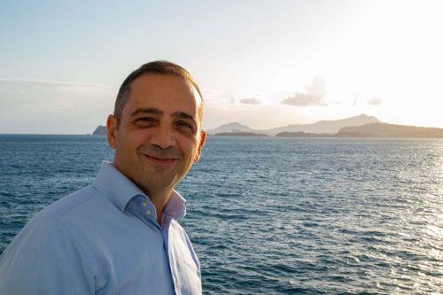 Salvatore Capasso, direttore dell'Istituto di Studi sul Mediterraneo del CNR