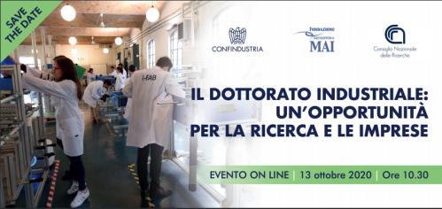 Save the date dell'evento