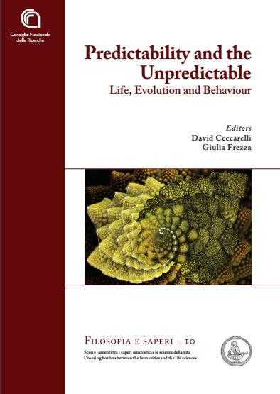 cover_libro_Predictability_and_the_Unpredictable
