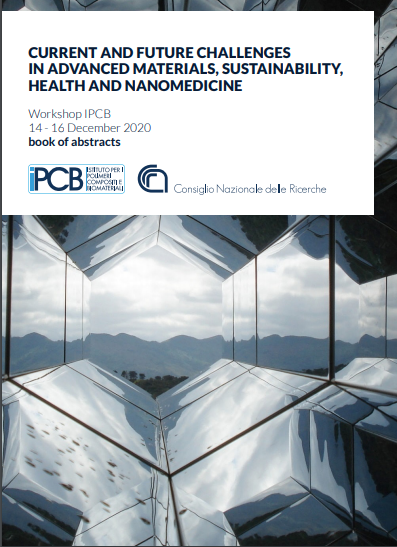 Cover libro Current and future challenges in advanced materials, sustainability, health and nanomedicine