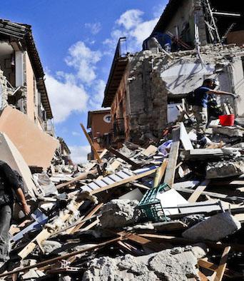 Speciale:il Cnr sul terremoto 2016