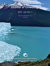 Cover Journal of Limnology