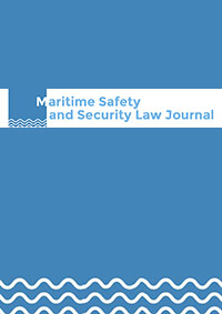 Cover & Logo Maritime Safety Journal