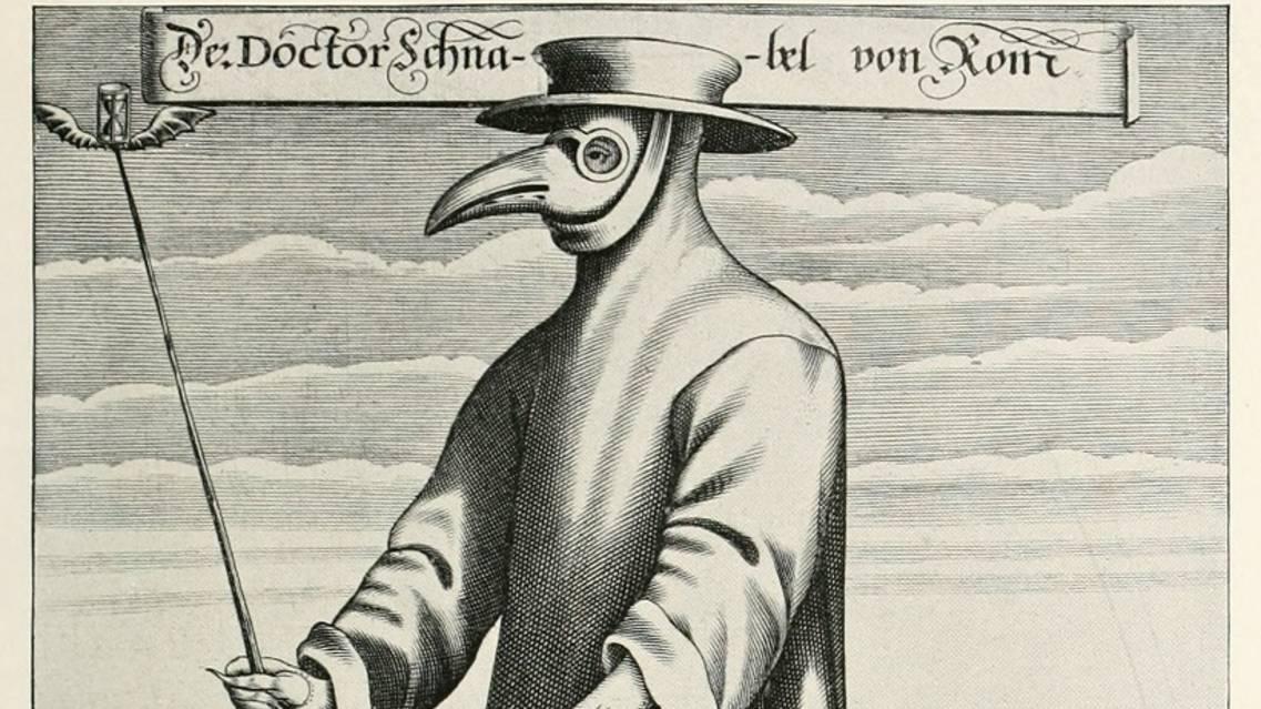 Paulus Fürst, 'Un medico della peste nella Roma del XVII secolo' (1656). L'epidemia come fenomeno naturale o come segno divino: è questo il 'doppio registro' che si ritrova tanto in opere dell'antichità quanto in epoche successive.