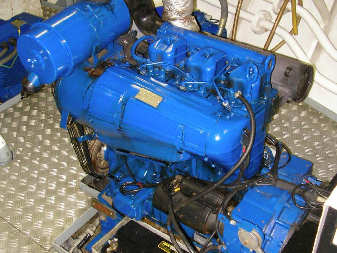 Pompa idraulica BRUENINGHAUS IDROMATIK tipo 10V0100 DFR/31L