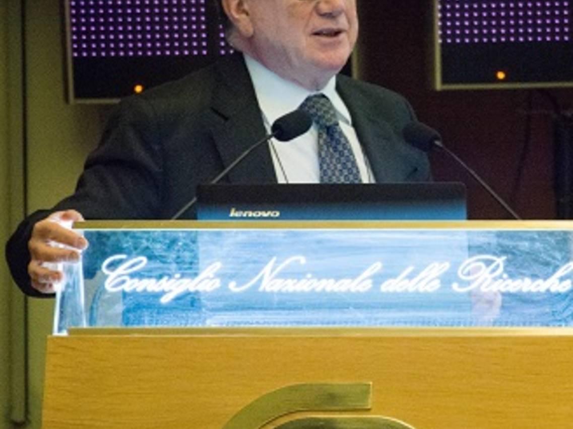 L'intervento del presidente del Cnr Massimo Inguscio